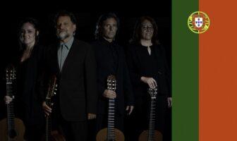 «Vuelta al Mundo en 4 Guitarras» llega a Portugal
